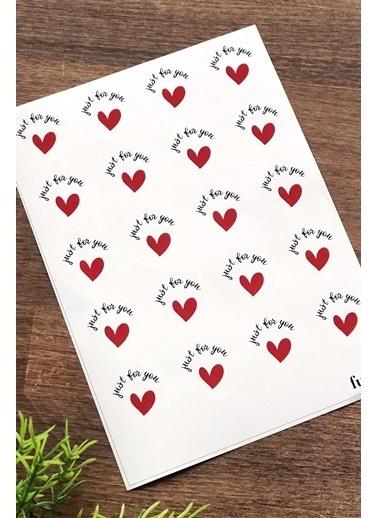 Funbou Sticker, Just For You / 10 Sayfa Renkli